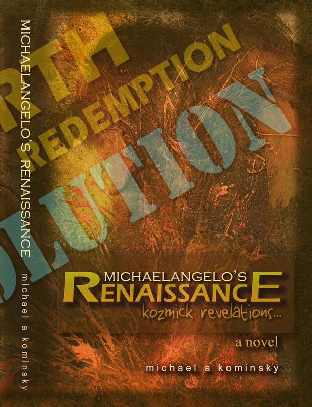 MICHAELANGELO'S RENAISSANCE - FRONT COVER